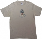 THE ADVENTURES OF ABDI - OFFICIAL SNAKE CHARMER T-SHIRT
